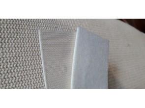 Лента PVC (ПВХ) Р12-24N + Felt. 2,6мм