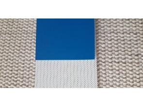 Стрічка харчова поліуретанова синя PU (ПУ) UPRO 2/13 B-M FL- 1.3мм