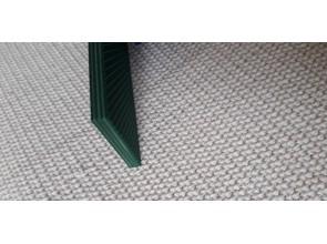 Лента PVC (ПВХ) Green (зеленая) ромбик P32-11 - 4.6мм