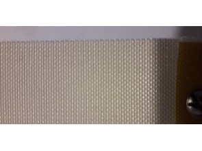 Лента PVC- ПВХ/ХБ White Р21(3)-07N FDA