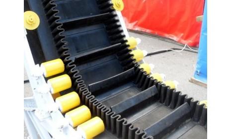 Гофроборт резинокаучуковый PVC (ПВХ), PU (ПУ)