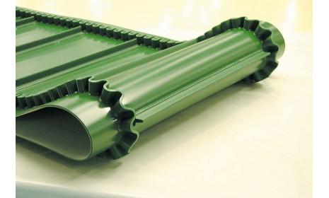 Гофроборт резинокаучуковый PVC