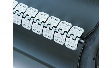 Стыковка ленты транспортерной механическими соединителями ALLIGATOR
