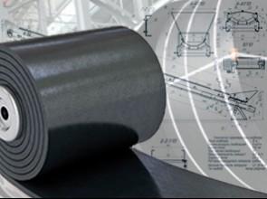 Изготовление ленты конвейерной согласно чертежей заказчика