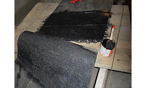 Стыковка ленты транспортерной  резинотканевой методом холодной вулканизации- с выездом к заказчику